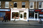 A gift shop which replaced Leeming & Salisbury in the 1990s for a short while.