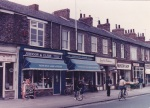 Johnson & Elson in 1984 sold meat, game and poultry, and were previously fishmongers (now Age UK and Lal Quila) (Photo: Rob Stay)