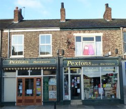 Pexton's -a fixture on Bishopthorpe Road since 1935