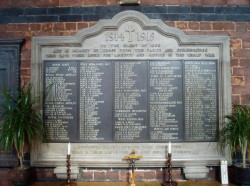 StClements War Memorial