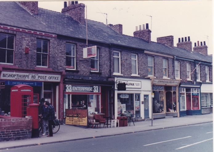 The Post Office in 1984