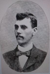 Edward Hawthorne, teacher at Scarcroft School
