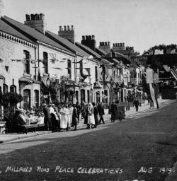 Millfield Road Peace Celeb 2