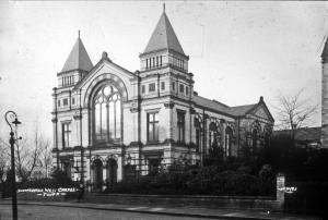 Southlands Wesleyan Chapel (Hugh Murray collection)