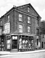 Co-op on corner of Nunnery Lane